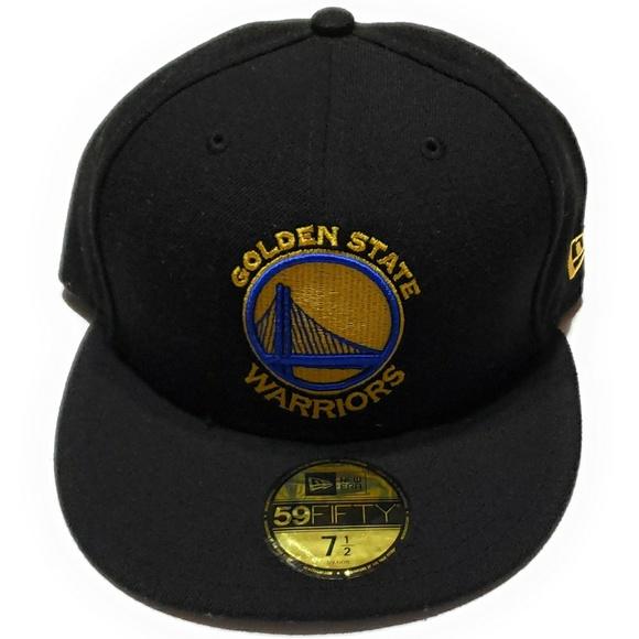 New Era Golden State Warriors Fitted Hat 67c22af06068